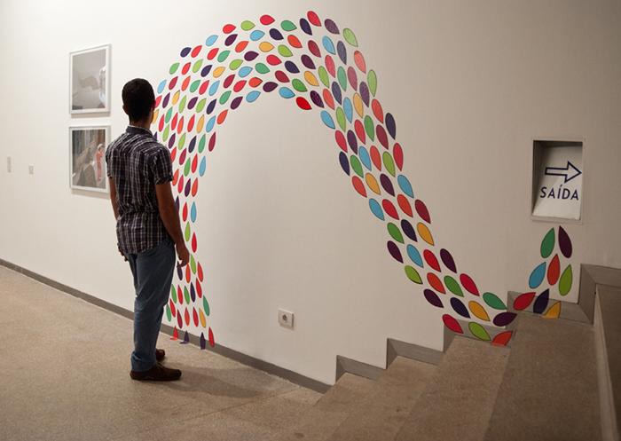 Exposición en el Pazo da Cultura
