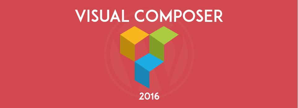 Cómo usar Visual Composer en 2016