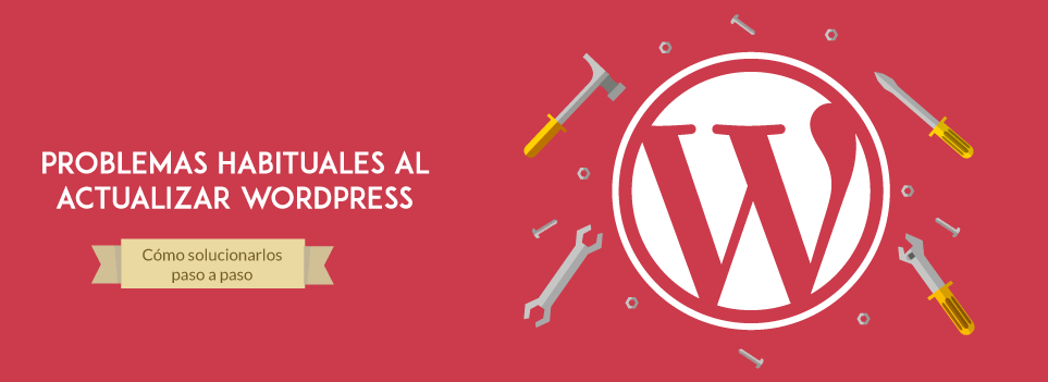 Problemas al actualizar WordPress a 4.5.