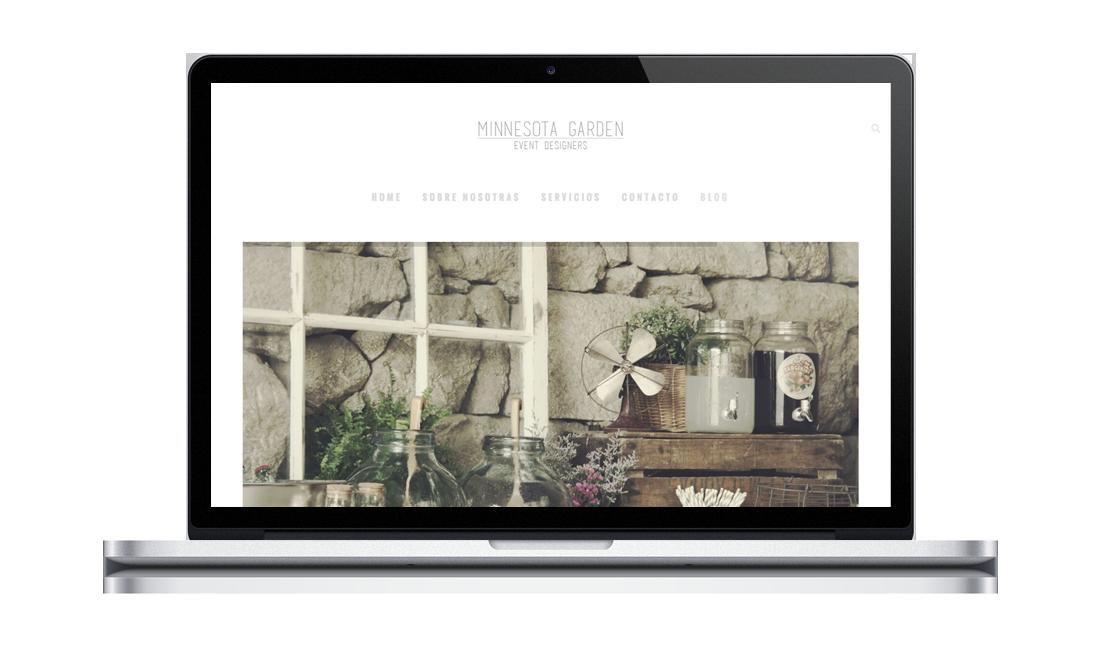 Diseño web especializado en WordPress