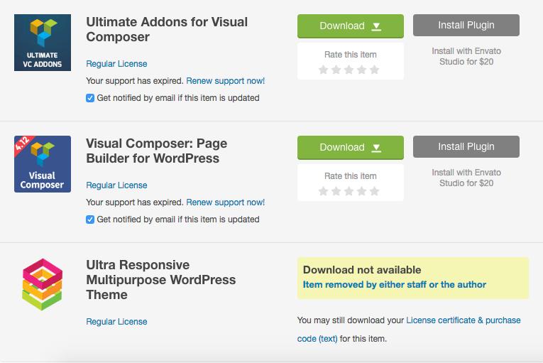 Cómo comprar un tema en Themeforest para WordPress [Guía completa]